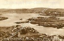 Galway View at Carna old Irish Photo Print - Size Selectable