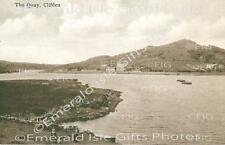 Galway Clifden The Quay old Irish Photo Print - Size Selectable