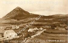 Galway Letterfrack old Irish Photo Print - Size Selectable