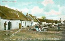Galway Claddagh old Irish Photo Print - Size Selectable