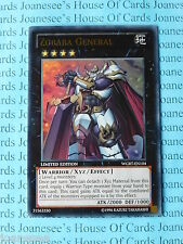 Zubaba General WGRT-EN104 Ultra Rare Yu-gi-oh Card Mint Limited Edition New