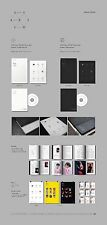 EXO EX'ACT EXACT 3rd ALBUM KOREAN ver. Lucky/Monster CD+Photocard+Poster option&
