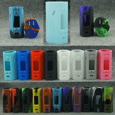 Silicone Case Cover Sleeve for Wismec Reuleaux RX200S MOD SHIELD RX 200S