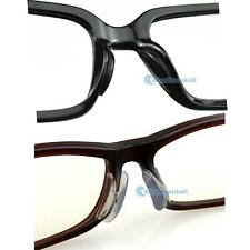 Pair Of Soft Stick On Silicone Nose Pads Eyeglass Sunglasses Glasses Spectacles