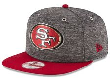 New Era NFL SAN FRANCISCO 49ers Authentic 9FIFTY Draft 2016 Snapback Cap NEU/OVP