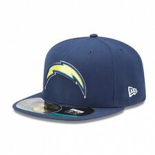 New Era NFL SAN DIEGO CHARGERS Authentic On Field 59FIFTY Game Cap NEU/OVP
