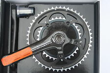 Campagnolo Centaur UT Ultra Torque Carbon 10 Speed Chainset - 34 / 50T - Black