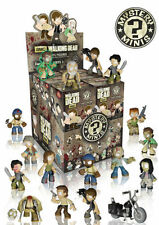 The Walking Dead Mystery Minis series 3 Choose you Funko Mini Figure