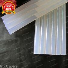 Translucent Hot Melt Glue Stick For Electric Glue Gun DIY Craft Repair, 240x11mm
