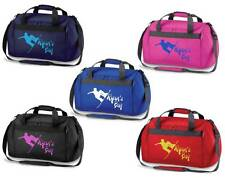 PERSONALISED PRINTED HOLDALL WITH SNOWBOARD DESIGN - shoes bag jacket gloves