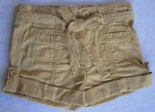 Guess Jeans Girls Tan Shorts