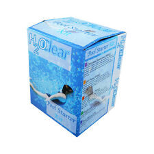 CLEAR H2O WATER SWIMMING POOL HOT TUB STARTER KIT TREATMENT CHEMICALS