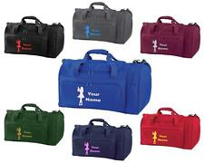 PERSONALISED PRINTED HOLDALL WITH IRISH DANCING DESIGN -bag dress shoes IR1