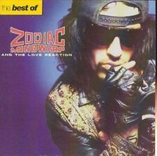 Love Reaction: The Best of Zodiac Mindwarp, Zodiac Mindwarp & Th, 0731455417920