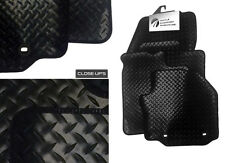 Chevrolet Lacetti Hatch (2008-) Rubber Tailored Car Mats