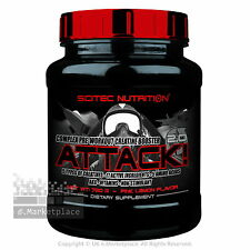 Scitec Nutrition ATTACK! 2.0 Complex Pre-Workout Creatine Booster 720g Out 04/16