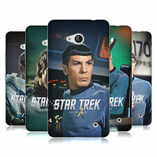 UFFICIALE STAR TREK SPOCK COVER MORBIDA IN GEL PER NOKIA TELEFONI 2