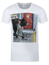 Red Hot Chili Peppers The Getaway White Men's RHCP T-shirt