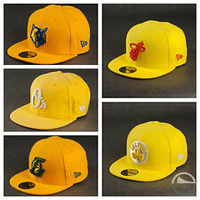 New Era 59fifty Cap | Heat Celtics Lakers Timberwolves Orioles | 7 1/4 fitted ✔️