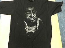 Official Scarface Tony Montana Glitter Dust Black T-shirts, Gold & Silver