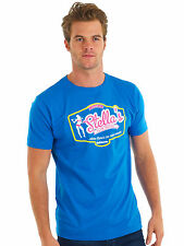 Bunker Mentality Mens Stella's Clubhouse T-Shirt - Bunker Blue RRP £25