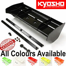 GENUINE KYOSHO INFERNO MP9 TKi4 NYLON WING VARIOUS COLOURS tk14 IF491