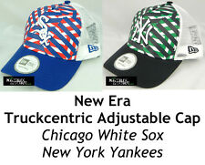 NEW ERA TRUCKCENTRIC MLB ADJUSTABLE CAP - CHICAGO WHITE SOX/NEW YORK YANKEES/