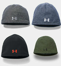 *New* Under Armour 2016 Men's UA ColdGear Infrared Beanie Winter Hat - 1283109