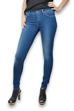TIFFOSI - Jean femme ONE_SIZE_UP_3 - Jean femme skinny fit couleur bleu