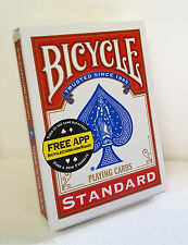Bicycle Playing Cards - 1, 2, 4, 6, 12 or 24 decks - Durable Air Cushioned Cards