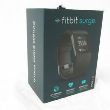 *NEW* Fitbit Surge Fitness Super Watch GPS Tracking Heart Rate Monitor - Black