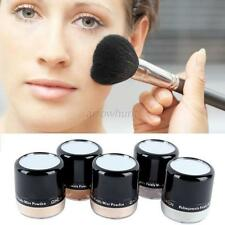 Womens Frauen Face Makeup Natural Mineral Loose Powder Foundation Cosmetic