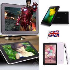"UK 9""Inch Android 4.4 Quad Core Capacitive Screen Bluetooth WIFI Tablet PC 8/16G"