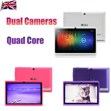 "7""Inch Android 4.4 Quad Core Capacitive Screen Bluetooth WIFI Tablet PC 16G Pink"