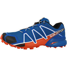 Salomon Speedcross 4 Uomini Trail Scarpe Running da corsa blue 383132