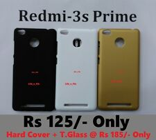 ULTRA THIN MATTE HARD BACK COVER FOR XIAOMI REDMI 3S PRIME @ Rs 125/-