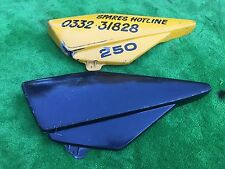 YAMAHA  RD350LC  RD250LC  RD350  RD250  RD 350 250 LC LEFT SIDE PANEL X2