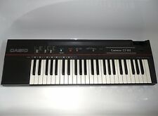 Casio Casiotone CT 102 Vintage Musical Keyboard Synthesizer