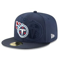 New Era NFL TENNESSEE TITANS Authentic 2016 On Field 59FIFTY Game Cap NEU/OVP
