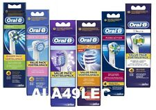 Genuine Braun Oral B Electric Toothbrush Replacement Brush Heads*Choose Type*