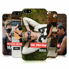 OFFICIAL ONE DIRECTION NIALL HORAN PHOTO BACK CASE FOR APPLE iPHONE 5 5S SE