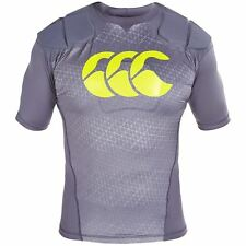 Canterbury 2016 VapoDri+ Raze Protective Training Vest Mens Rugby Body Armour