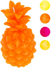 Tropical PINEAPPLE Tiki ANANAS Kerze in Verpackung -  Rockabilly
