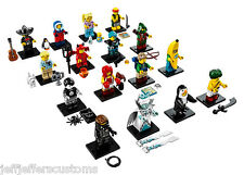 CHOOSE YOUR OWN OR FULL SET - LEGO Collectable Mini Figures Series 16 71013