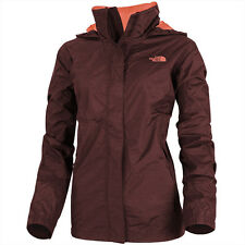 The North Face Donna Resolve Giacca red T0AQBJHBM Outdoor Pioggia a vento