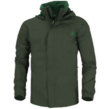 The North Face Uomo Resolve Giacca Da verde T0AR9THBY Esterni Pioggia a vento