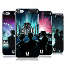 HEAD CASE DESIGNS LOVERS AVENUE HARD BACK CASE FOR APPLE iPOD TOUCH MP3