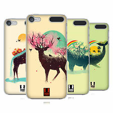 HEAD CASE DESIGNS LIFE IN NATURE HARD BACK CASE FOR APPLE iPOD TOUCH MP3