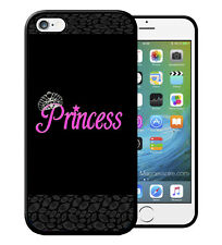 Coque iPhone et Samsung Princess