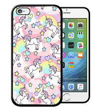 Coque iPhone et Samsung Licorne Unicorn Kawaii